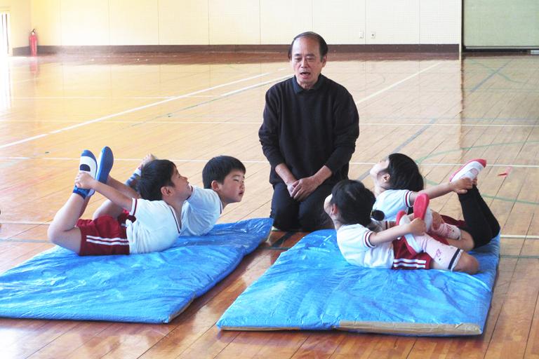 体操教室(毎週月曜日)